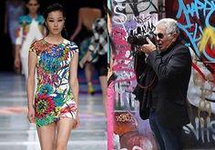 Designer Roberto Cavalli slams allegations of copying graffiti artists' work