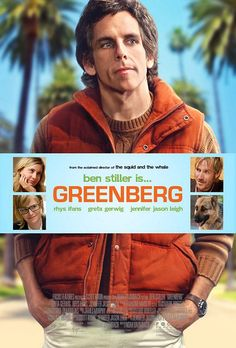 Greenberg. -  So funny!  I know someone just like this...sort of like a squirt of grapefruit in the eye.