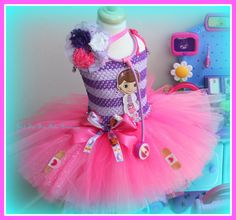 Hey, I found this really awesome Etsy listing at https://www.etsy.com/listing/243261539/inspired-dc-mcstuffins-tutu-dress-dc