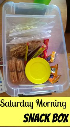 My son is four, soon to be five years old. He likes to be in control. As he gains independence, I like to give him more control. I have had a snack box for about a year in a lower cabinet in my kitchen.