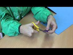 Supertutoriales Balaídos: Elaboración de un Quiet book Plastic Cutting Board, Youtube, Best Practice, Learning, Students, Manualidades, Felting, How To Make, Youtubers