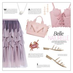 """Belle"" by frenchfriesblackmg ❤ liked on Polyvore featuring Dries Van Noten, Puma, Kenzo, Chan Luu, Annoushka and Rebecca Minkoff"
