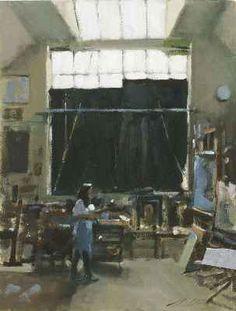 Paul Rafferty   (71) Morning Light, Tite Street