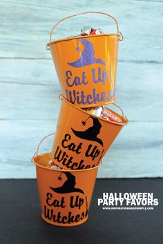 DIY Eat Up Witches H