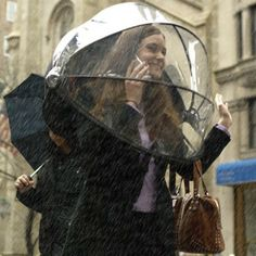 Nubrella Hands Free Umbrella – $59