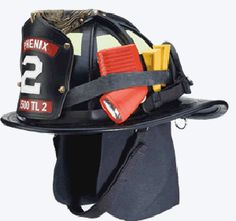 Phenix Traditional Leather Firefighting Helmet