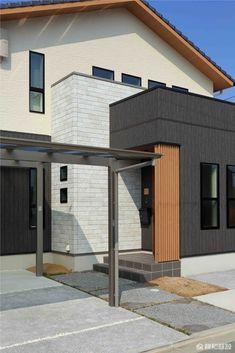 倉敷市-Kurashiki city- O様邸 Garage Doors, Loft, Outdoor Decor, Furniture, Home Decor, Decoration Home, Room Decor, Lofts, Home Furnishings