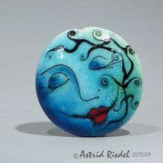 Astrid Riedel Glass Artist: Search results for Moon