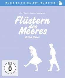 Flüstern des Meeres - Ocean Waves (Blu-ray), Blu-ray Disc