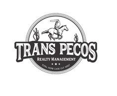 Western Inspired Logo Design for Trans Pecos Realty Management by The Logo Boutique Round Logo, Boutique Logo, Round Design, Logo Design, Management, Logos, Inspired, Logo