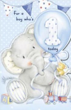 Happy Birthday Boy 1st Cards Wishes Online Greeting Grandkids
