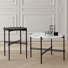 Gubi - TS Lounge Table Marble | Gubi | GamFratesi