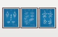 Lego Patent Print Lego Inventions Lego by WunderKammerEditions