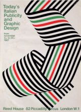 AIAP | Fondo Franco Grignani | Biblioteca | Today's Italian Publicity and Graphic Design