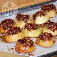 Brioches à la cannelle à la machine à pain @ qc.allrecipes.ca