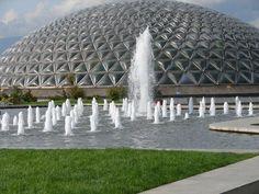 Bloedel Conservatory - Queen Elizabeth Park, Vancouver
