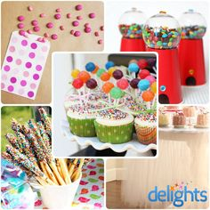 Party Ideas Weekly Roundup - Delights Party Blog