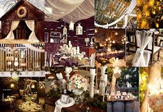 Weddings: Elegant Outside to Shabby Chic or Family Barn