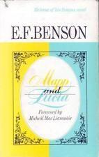 Mapp And Lucia(Hardback Book)E. F. Benson-Heinemann-UK-1978-Good