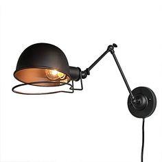 LALUZ 1-Light Wall Sconces Indoor Wall Lamps Swing Arm Sc... https://www.amazon.com/dp/B074Z5VR19/ref=cm_sw_r_pi_dp_U_x_hw2nAbKQBT1VQ