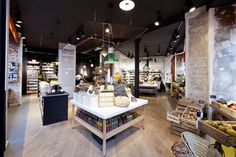 Causses - If, like us, you are not a huge fan of fast food then you might really like this Parisian slow food temple. Causses, is a unique grocery concept store