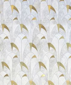 The Jeanne pattern from the Atelier collection. inspired by the Art Deco period.It's subtle geometry is perfect for many glamorous settings Estilo Art Deco, Arte Art Deco, Motif Art Deco, Art Deco Pattern, Floor Patterns, Tile Patterns, Textures Patterns, Art Nouveau, Design Studio