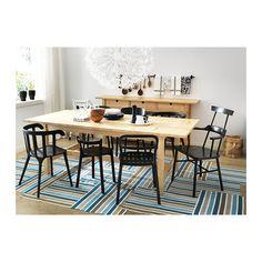 IKEA PS 2012 Sedia con braccioli IKEA Ti offre una seduta confortevole grazie ai braccioli.