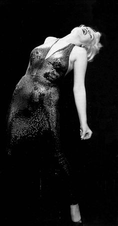 Marilyn Monroe by Richard Avedon.