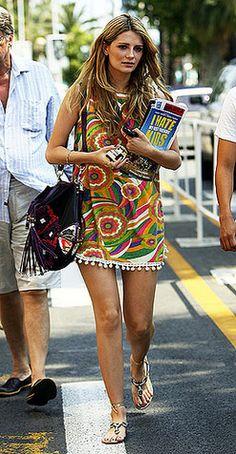 Mischa barton fashion style 4