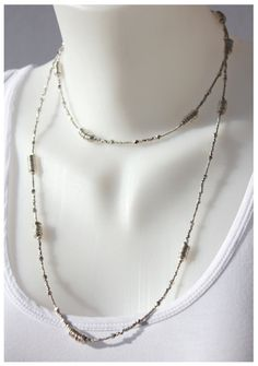 Love this necklace by So Pretty!!  Could wear it with pretty much anything!