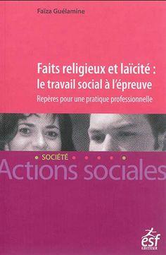 Conséquence des mutations de la société française, les travailleurs sociaux sont de plus en plus confrontés dans leur exercice professionnel à des pratiques religieuses aussi bien de la part des usagers que de leurs collègues. Quels problèmes cela soulève-t-il ? Comment les traiter ? Quelles réponses peuvent apporter les professionnels et les institutions du secteur social et médico-social ? Outre les réponses d'ordre pragmatique, l'ouvrage aborde le cadre juridique et réglementaire.