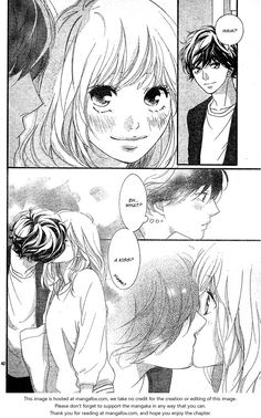 Ch 49 pg 42 Kou is so cute.. but it's not Futaba means ehehe