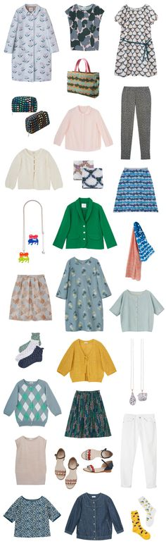 2013 Spring & Summer Collection - Pick Up | Sally Scott - Maybe its for kids, but I would wear all of this