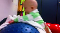 4 Reasons You Should Use an Exercise Ball For Hypotonia