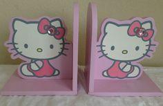 Sanrio Hello Kitty Book Ends Baby Girls Room Decor Pink | eBay