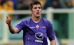 Fiorentina, stop per Jovetic: due settimane fuori