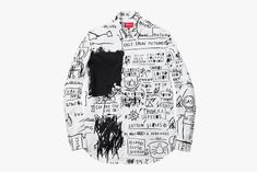 Supreme x Basquiat Shirt