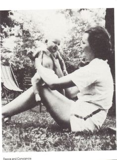 I've scanned some rare photos for The Mitford Society from the out of print The Mitford Family Album by Sophia Murphy (Debo's youngest dau. Mitford Sisters, Family Jokes, Evelyn Waugh, Six Sisters, Grand National, Family Album, Show Horses, Rare Photos, Documentaries