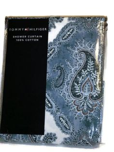 Tommy Hilfiger Mission Paisley Scrolls Boteh Pattern