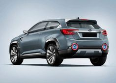 2017 Subaru Xv Crosstrek Rear View