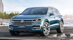 Volkswagen Touareg'in geleceği T-Prime GTE ile sergilendi - http://www.webaraba.com/volkswagen-touaregin-gelecegi-t-prime-gte-ile-sergilendi/