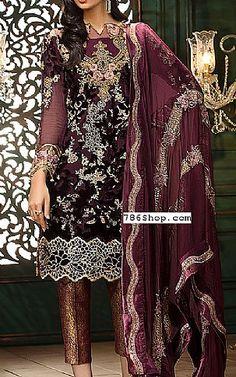 e6ea13d7c Buy Pakistani Designer Chiffon Dresses Collections 2019 Online.