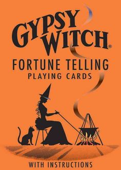 Gypsy Witch Fortune Telling Cards. I used to have a deck of these. :-) --- Spookygirl