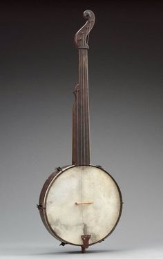 (ok I know, I know it's not a guitar xD) Boucher Banjo United States (Maryland) The Museum of Fine Arts, Boston Ukulele, Violin, Archtop Guitar, Bluegrass Music, Cigar Box Guitar, Vintage Guitars, Kinds Of Music, Music Stuff, Museum Of Fine Arts