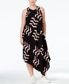 Floral Printed Mesh Slit Sleeve Wrap Maxi Dress
