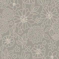 Designerstoffe USA - Art Gallery Jersey Blumen - ein Designerstück von larisschen-der-shop bei DaWanda
