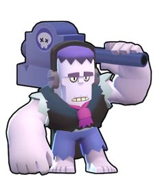 Frank | Brawl Stars Wiki | FANDOM powered by Wikia Star Master, Legendary Pictures, Star Character, Shock And Awe, Star Wallpaper, Hulk Smash, Clash Royale, Star Art, Crow