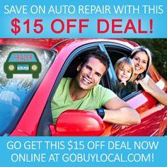 $15 OFF #deal from Frazer Automotive! http://www.gobuylocal.com/offerseo/White_Bear_Lake-MN/Frazer_Automotive/2292/160/