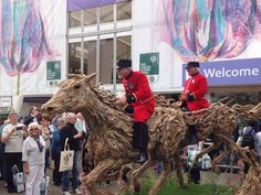 Our favourite photo from Chelsea Flower Show 2015
