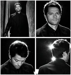 "I was on Cloud 9 when they said ""CASTIEL RETURNS""..."